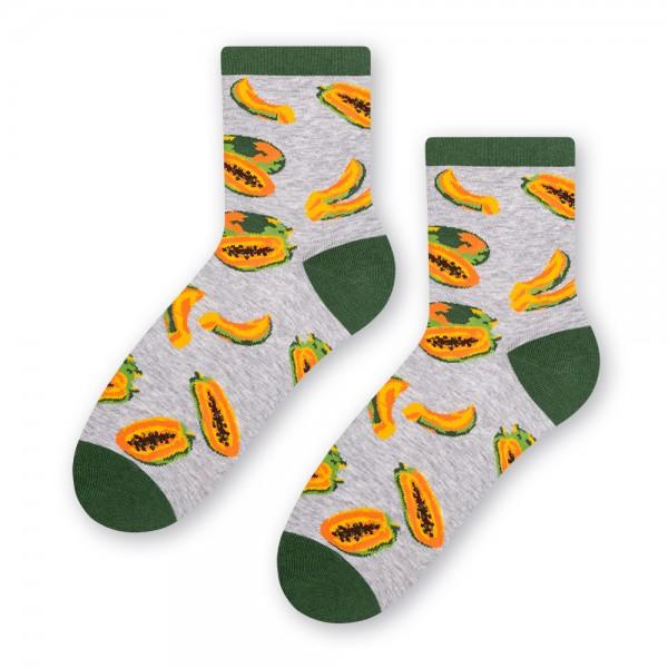 Skarpetki w papaje