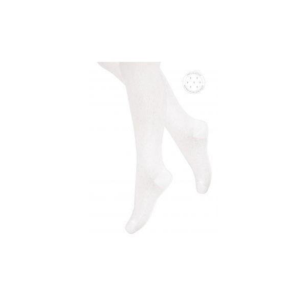 Art.102 PF012 104-110 ECRU/MAŁE/ROMBY ct-02 12x1tex   LYCRA22
